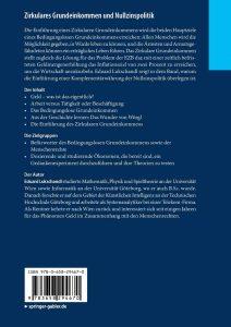 Cover Rückseite: Lukschandl Zirkulares Grundeinkommen